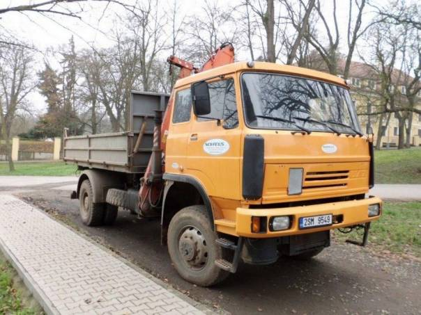 Liaz  111. 800 HR, foto 1 Užitkové a nákladní vozy, Nad 7,5 t | spěcháto.cz - bazar, inzerce zdarma