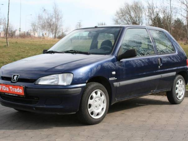 Peugeot 106 1.1i Plní euro III, foto 1 Auto – moto , Automobily   spěcháto.cz - bazar, inzerce zdarma