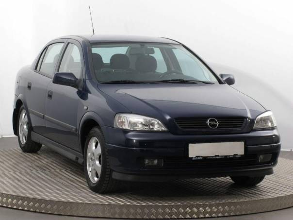 Opel Astra 1.6i 16V, foto 1 Auto – moto , Automobily | spěcháto.cz - bazar, inzerce zdarma