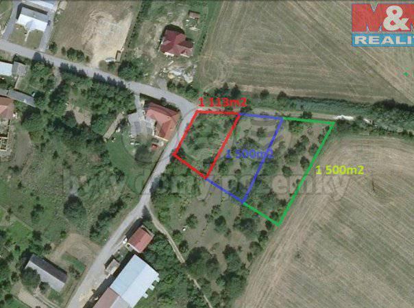Prodej pozemku, Kladníky, foto 1 Reality, Pozemky | spěcháto.cz - bazar, inzerce