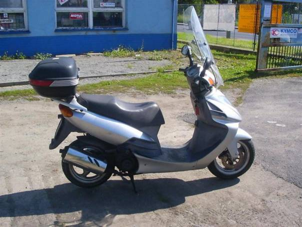 Daelim Otello , foto 1 Auto – moto , Motocykly a čtyřkolky | spěcháto.cz - bazar, inzerce zdarma