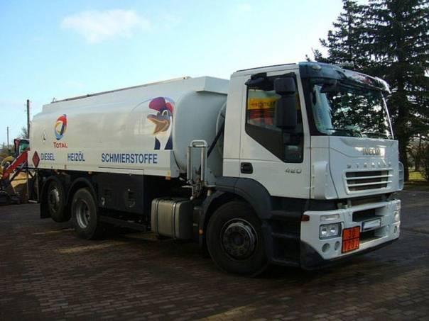 Iveco  AD260S42 6x2, foto 1 Užitkové a nákladní vozy, Nad 7,5 t | spěcháto.cz - bazar, inzerce zdarma