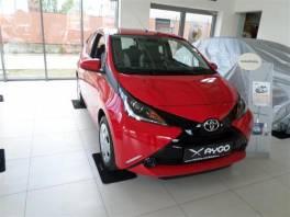 Toyota Aygo X-Play  KLADNO