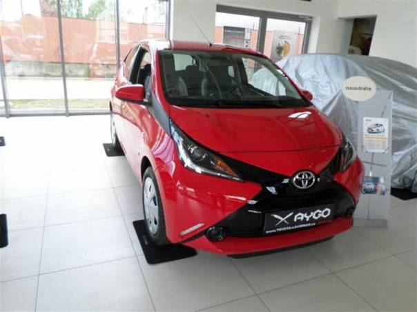 Toyota Aygo X-Play  KLADNO, foto 1 Auto – moto , Automobily | spěcháto.cz - bazar, inzerce zdarma
