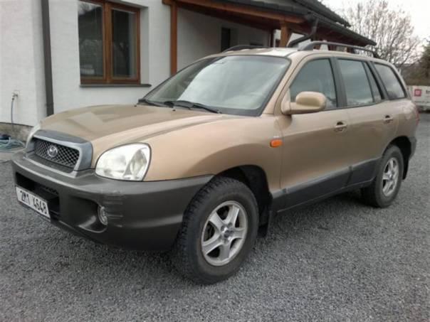 Hyundai Santa Fe 2.4i 4x4 KLIMA, foto 1 Auto – moto , Automobily | spěcháto.cz - bazar, inzerce zdarma