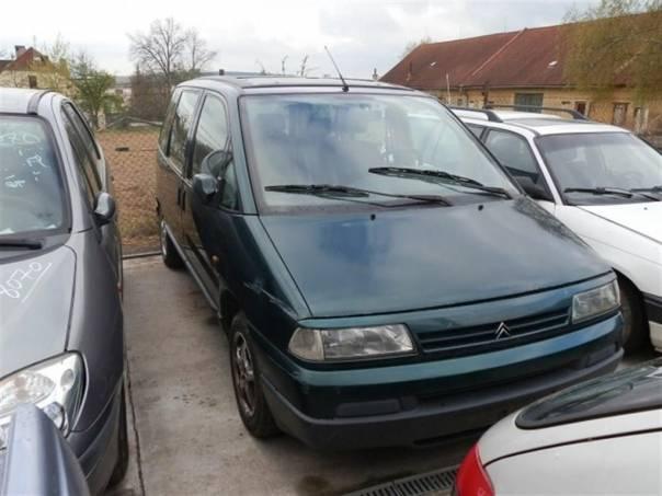 Citroën Évasion 1.9 TD tel:, foto 1 Náhradní díly a příslušenství, Ostatní | spěcháto.cz - bazar, inzerce zdarma
