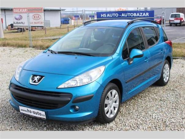 Peugeot 207 SW 1.6 HDi, nové v CZ, foto 1 Auto – moto , Automobily   spěcháto.cz - bazar, inzerce zdarma