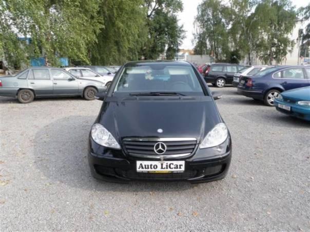 Mercedes-Benz Třída A A 160 CDi klima,1majitel, LiCar.cz, foto 1 Auto – moto , Automobily | spěcháto.cz - bazar, inzerce zdarma