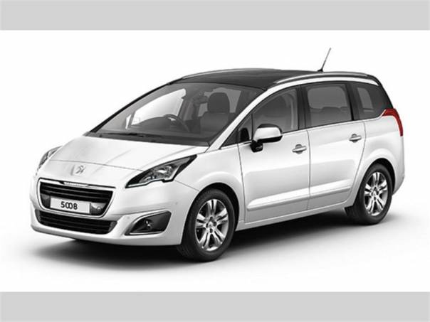 Peugeot 5008 ALLURE 2,0 BlueHDI 150k, foto 1 Auto – moto , Automobily | spěcháto.cz - bazar, inzerce zdarma