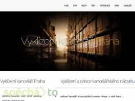 Vyklízení kanceláří a kancelářského zařízení Praha , Obchod a služby, Úklid a údržba  | spěcháto.cz - bazar, inzerce zdarma