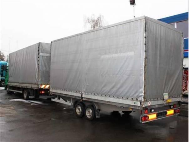 PARAGAN Gapa GA-3 GV-3, foto 1 Užitkové a nákladní vozy, Přívěsy a návěsy | spěcháto.cz - bazar, inzerce zdarma