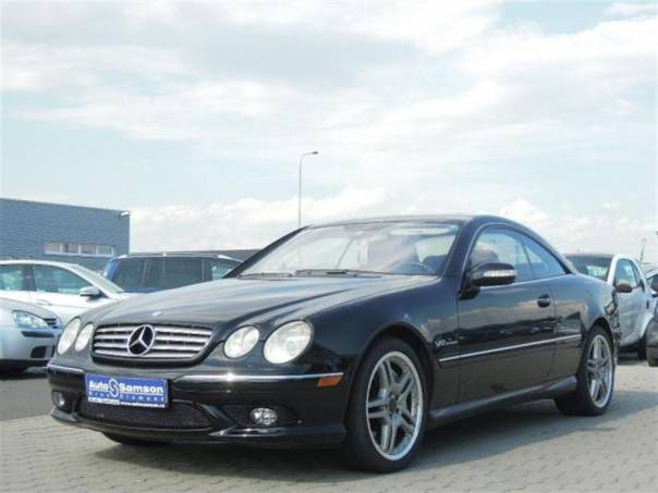 Mercedes-Benz Třída CL 65 AMG *SUPER STAV*TOP VÝBAVA*, foto 1 Auto – moto , Automobily | spěcháto.cz - bazar, inzerce zdarma