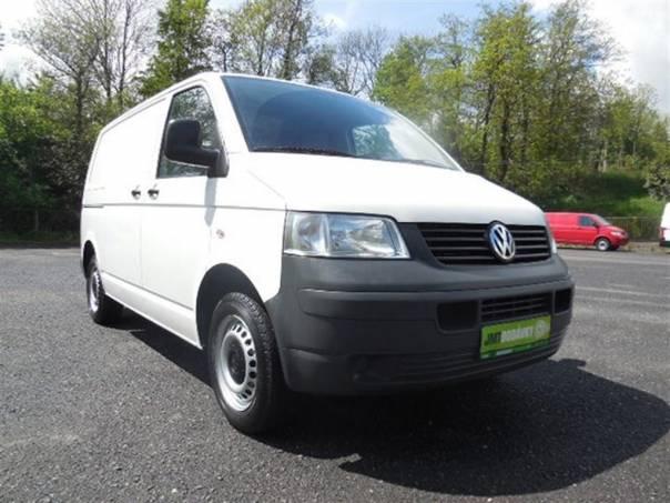Volkswagen Transporter 1,9 75KW L1H1 SERVISKA, foto 1 Užitkové a nákladní vozy, Do 7,5 t | spěcháto.cz - bazar, inzerce zdarma