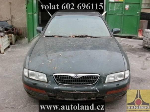Mazda Xedos 2,3, foto 1 Náhradní díly a příslušenství, Ostatní | spěcháto.cz - bazar, inzerce zdarma