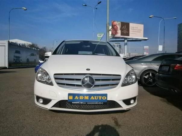 Mercedes-Benz Třída B 180 CDI 80 kW, ČR/1MAJ, foto 1 Auto – moto , Automobily | spěcháto.cz - bazar, inzerce zdarma