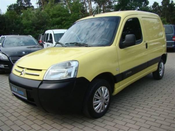 Citroën Berlingo 2,0HDI klima CZ servisované TO, foto 1 Užitkové a nákladní vozy, Do 7,5 t | spěcháto.cz - bazar, inzerce zdarma