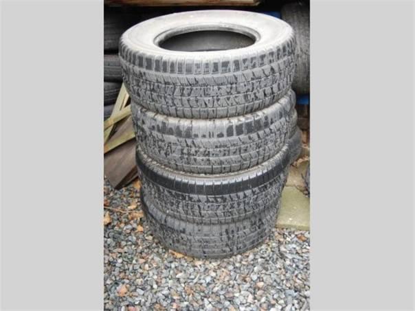 Prodám 4ks zimních pneumatik, foto 1 Náhradní díly a příslušenství, Ostatní | spěcháto.cz - bazar, inzerce zdarma