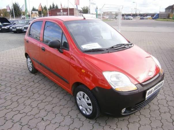Chevrolet Spark 800 1.majitel,CZ,klima, foto 1 Auto – moto , Automobily | spěcháto.cz - bazar, inzerce zdarma