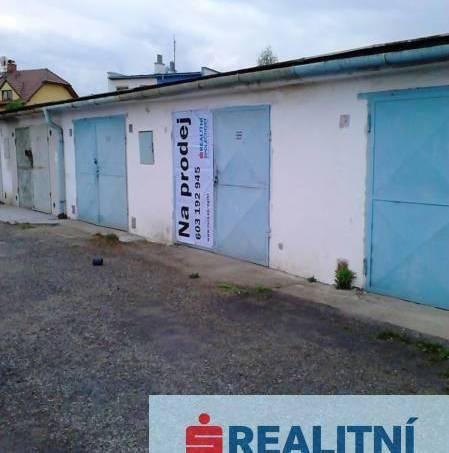 Prodej garáže, Krnov - Pod Bezručovým vrchem, foto 1 Reality, Parkování, garáže | spěcháto.cz - bazar, inzerce
