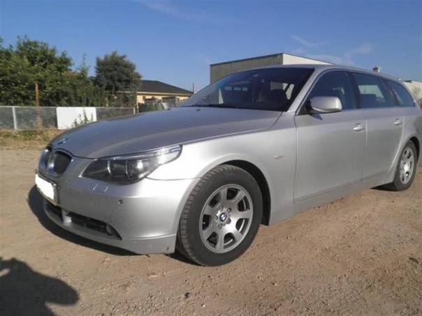 BMW Řada 5 530 dA, foto 1 Auto – moto , Automobily | spěcháto.cz - bazar, inzerce zdarma