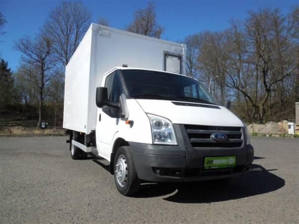 Ford Transit 2,4 85KW KLIMA HYD.PLOŠINA, foto 1 Užitkové a nákladní vozy, Do 7,5 t | spěcháto.cz - bazar, inzerce zdarma