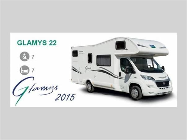 GLAMYS 22  7osob jizda ,spaní, foto 1 Užitkové a nákladní vozy, Camping | spěcháto.cz - bazar, inzerce zdarma