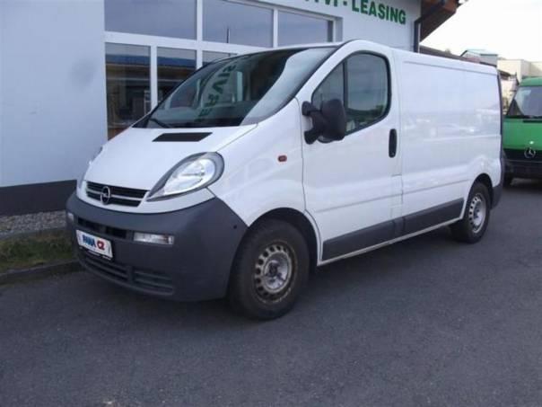 Opel Vivaro 1.9 CDTI, foto 1 Užitkové a nákladní vozy, Do 7,5 t | spěcháto.cz - bazar, inzerce zdarma