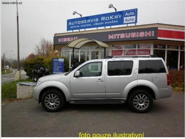 Nissan Pathfinder SE 2,5 dCI NOVÝ Automat, foto 1 Auto – moto , Automobily | spěcháto.cz - bazar, inzerce zdarma