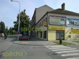 Pronájem prostor obchod prodejna autosalon banka Brno