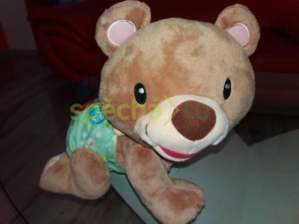 Lezoucí medvídek, foto 1 Pro děti, Hračky | spěcháto.cz - bazar, inzerce zdarma