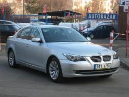 BMW Řada 5 535 Aut. 210kW 1. majitel