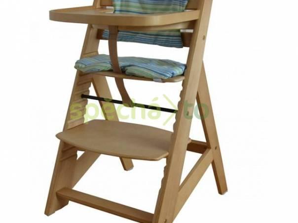 Rostoucí dětská židle SEBA, foto 1 Pro děti, Dětský nábytek | spěcháto.cz - bazar, inzerce zdarma