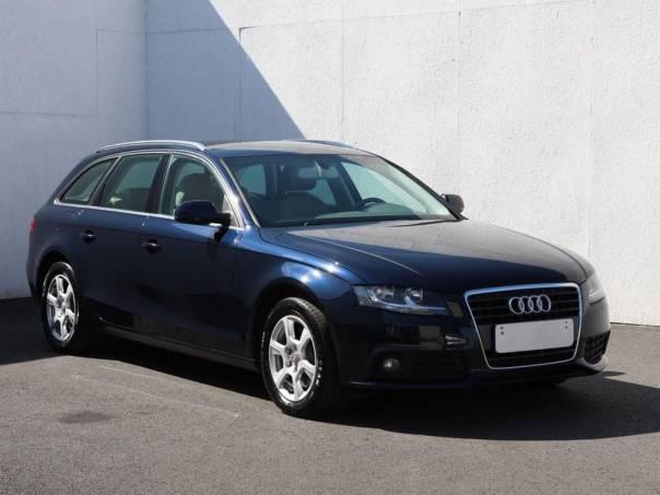 Audi A4  2.0 TDi, Serv.kniha, +sada kol, foto 1 Auto – moto , Automobily | spěcháto.cz - bazar, inzerce zdarma