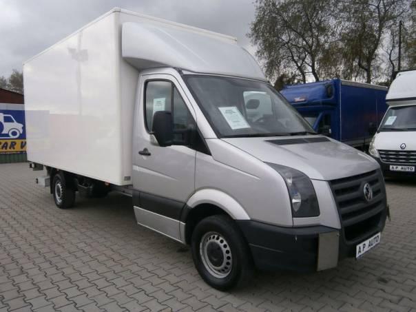 Volkswagen Crafter SKŘÍŇ ČELO KLIMA 2.5TDI, foto 1 Užitkové a nákladní vozy, Do 7,5 t | spěcháto.cz - bazar, inzerce zdarma