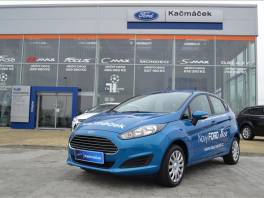 Ford Fiesta 1,3  Durate Referentský vůz