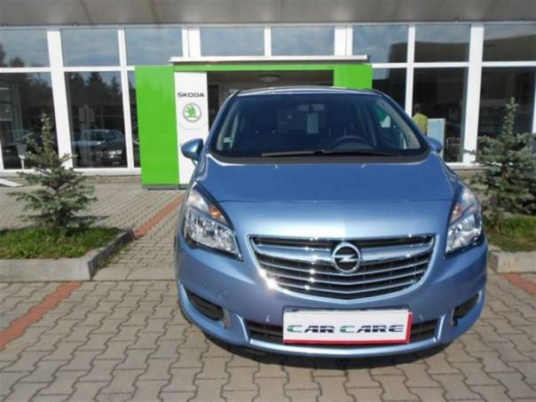 Opel Meriva Cosmo premium 1,3 D 70kW, foto 1 Auto – moto , Automobily | spěcháto.cz - bazar, inzerce zdarma