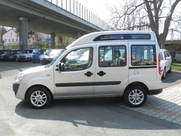Fiat Dobló 1.3   DOBLO MULTIJET FAMILY, foto 1 Auto – moto , Automobily | spěcháto.cz - bazar, inzerce zdarma
