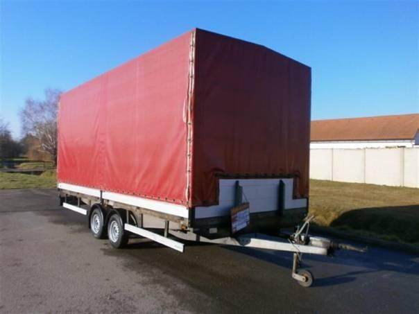 PARAGAN GA-3 (ID 9317), foto 1 Užitkové a nákladní vozy, Přívěsy a návěsy | spěcháto.cz - bazar, inzerce zdarma