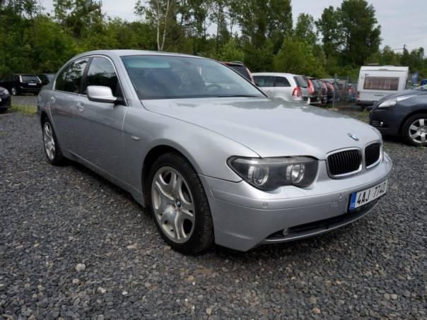 BMW Řada 7 730d, foto 1 Auto – moto , Automobily | spěcháto.cz - bazar, inzerce zdarma
