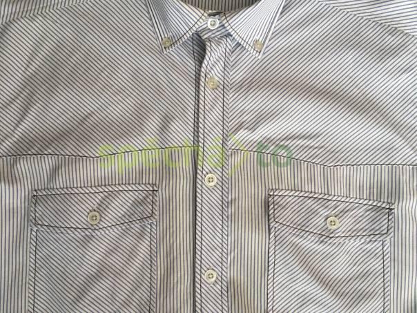 Blažek Jeans košile bílá 51b683b792