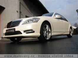 Mercedes-Benz Třída S S 500 4MATIC LONG AMG 285kW , Auto – moto , Automobily  | spěcháto.cz - bazar, inzerce zdarma