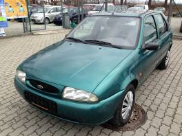 Ford Fiesta 1.3i servisní knížka