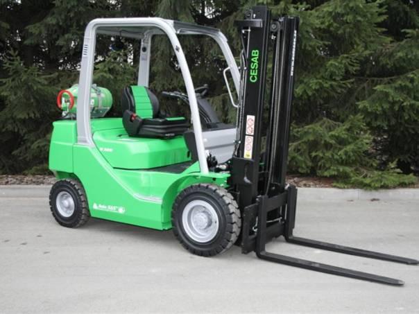 M 320 LPG (PS1236), foto 1 Pracovní a zemědělské stroje, Vysokozdvižné vozíky | spěcháto.cz - bazar, inzerce zdarma