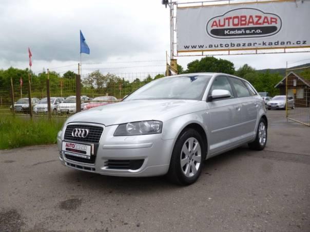 Audi A3 1.6 Sportbak, AUTOMAT, foto 1 Auto – moto , Automobily | spěcháto.cz - bazar, inzerce zdarma