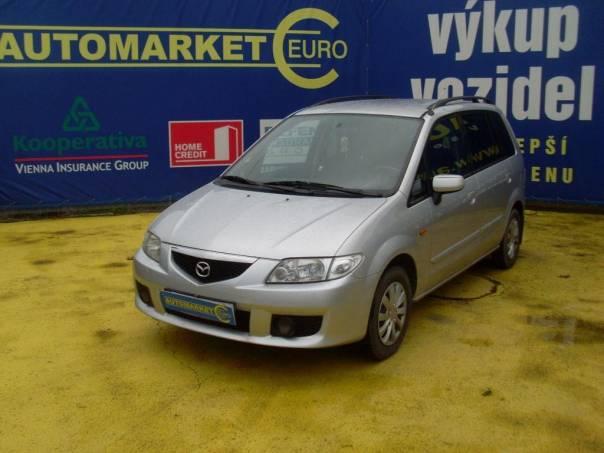 Mazda Premacy 1.8i, foto 1 Auto – moto , Automobily | spěcháto.cz - bazar, inzerce zdarma
