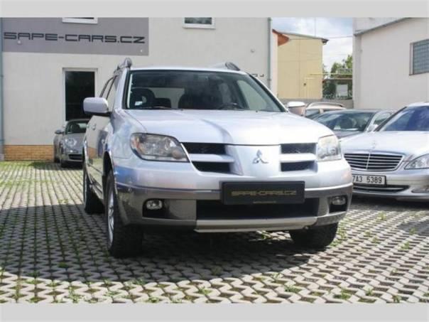 Mitsubishi Outlander 2.4i AWD Aut., SERVISKA, ZÁRUKA, foto 1 Auto – moto , Automobily | spěcháto.cz - bazar, inzerce zdarma