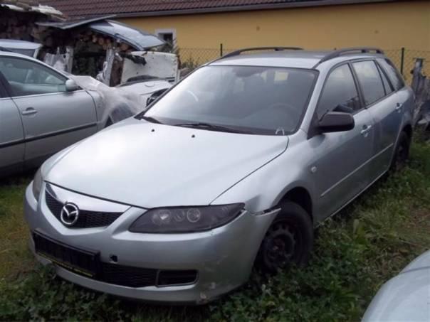 Mazda 6 2.0TD náhradní díly z tohoto voz, foto 1 Náhradní díly a příslušenství, Ostatní | spěcháto.cz - bazar, inzerce zdarma
