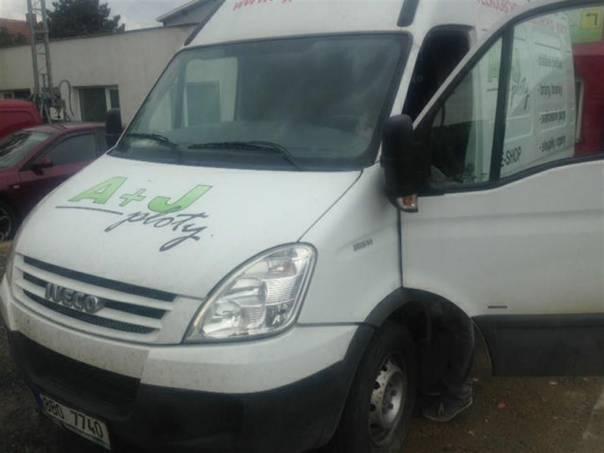Iveco Daily 2,3 HPI, foto 1 Užitkové a nákladní vozy, Do 7,5 t | spěcháto.cz - bazar, inzerce zdarma