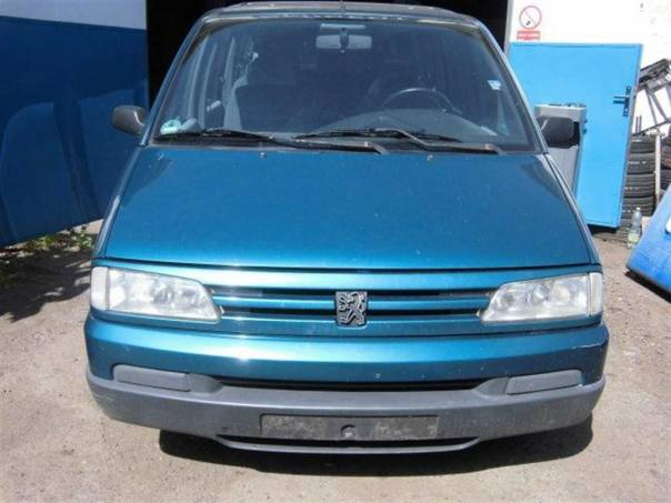 Peugeot 806 2,0, foto 1 Náhradní díly a příslušenství, Ostatní | spěcháto.cz - bazar, inzerce zdarma