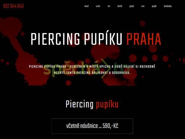 Piercing pupíku Praha, foto 1 Kosmetika, Péče o tělo | spěcháto.cz - bazar, inzerce zdarma